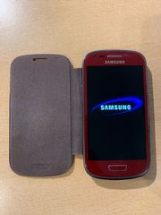 Samsung Galaxy S3 Mini Garnet