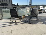 Lounge Sessel Set zu verkaufen