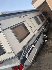 Wohnwagen Fendt Platin 550 TG
