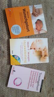 Taschenbücher zur Geburt