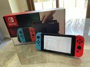 Nintendo Switch 32 GB Konsole