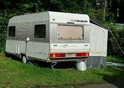 Wohnwagen Dethleffs Beduin T460 gepflegt