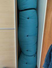 Futonbett mit Sofafunktion 140x200cm