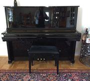 Sehr schönes Yamaha U1 Klavier -
