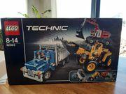 Lego Technic 42023 Baustellen Set