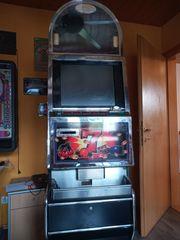 Slotmachine Slotmaschinengehäuse mit 2 Touchscreens -