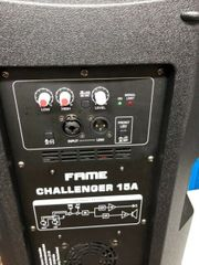 Fame Audio Challenger 15A 15