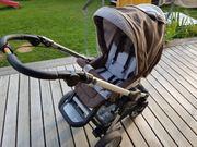 Teutonia Kinderwagen sehr gepflegt