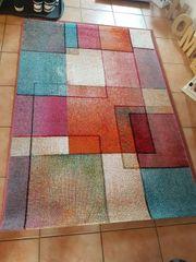Multicolor Teppichsset 120x170 und 60x110