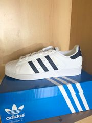 ADIDAS SUPERSTAR DARKBLUE NEU OVP