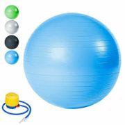 Fitnessball 55CM Blau Yogaball Gymnastikbälle