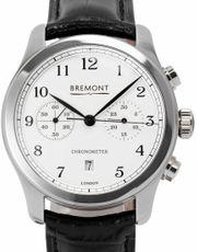 Bremont ALT1-C Polished White Stahl