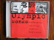 Olympic Songs - CD