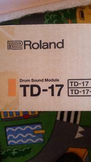Roland td 17 sound modul