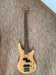 E-Bass von Santander
