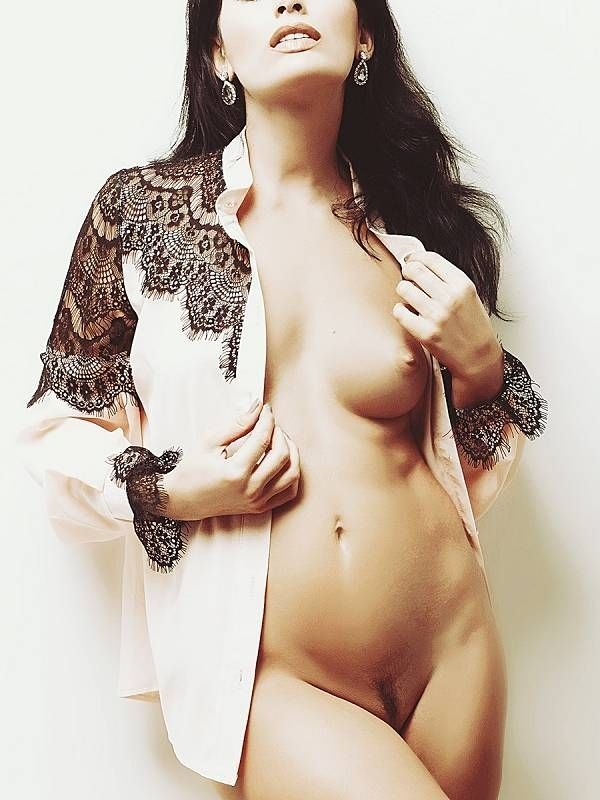 Nacktes Girl will dich vernaschen
