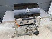 Gas-Grill 3-flammig