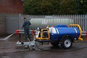 Hochdruckreiniger Watertank Blaster