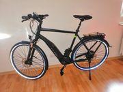E-Bike CUBE Touring Hybrid EXC