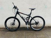 Fahrrad MTB Fully Simplon