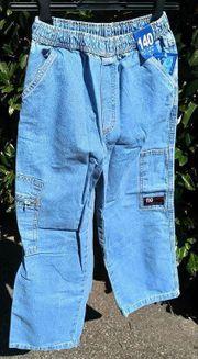 Neue Jeanshose Jeans Hose blau
