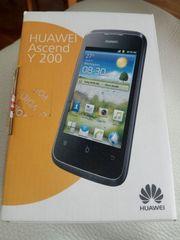 Huawei Ascend Y200 gebraucht Mobiltelefon