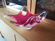 Glasschale Muranoglas. Wunderschön!