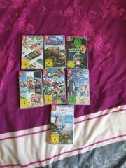 7 Switch Spiele Bundle Super