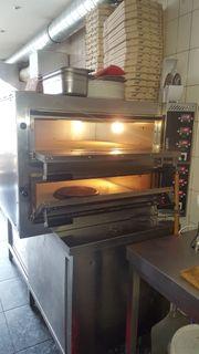 Komplettes Inventar Pizza Döner Restaurant
