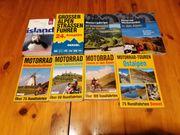 Motorrad Touren Bücher über 350