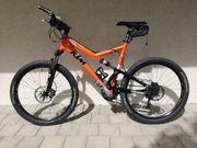 Verkaufe KTM Fully Mountenbike