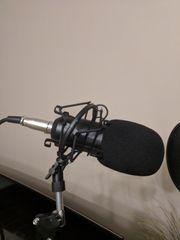 NEEWER Mikrofon mit Klemmfuß für