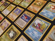 Pokemon Große Auswahl an Karten -
