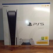 Sony PS5 Playstation 5 Disk