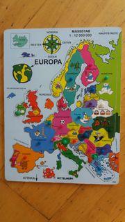Europa Puzzle