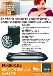 Räder / Reifen Lagerung /