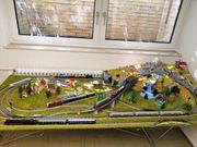 Modelleisenbahn-Anlage