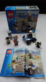 LEGO City Polizei Minifigurensammlung 7279