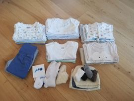 Babykleidung Gr. 56 NEU