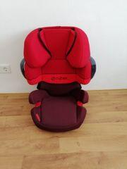 Rot Farbender Cybex Kindersitz
