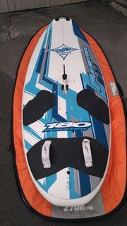 Surfboard JP Funster 180 mit