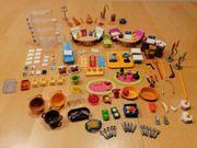 PLAYMOBIL Konvolut Einrichtungsgegenstände Musikinstrumente etc