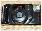 Fuji FZ-500 ZOOM - Vintage - Autofocus-Kamera -