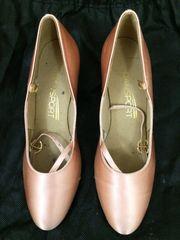 Damen Tanzschuhe Dansport C2003 Satin