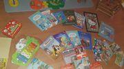 Verschiedene Kinderbücher