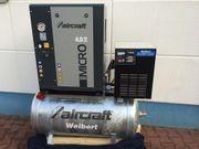 Schraubenkompressor A-Mircro-SE 4 0-10-200K Weibert