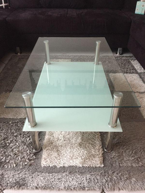 Moderner Couchtisch Glas Couchtische
