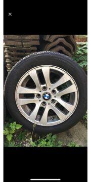 Orginalfelgen BMW mit Reifen