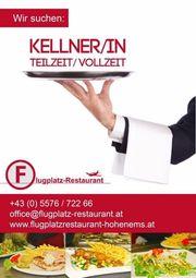 Teilzeit Vollzeit Restaurant-Fachfrau