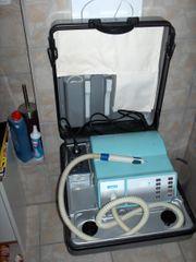 Fußpflegegerät Gerlach mit Koffer